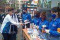 Áo xanh đồng hành cùng sinh viên Thủ đô trở lại giảng đường